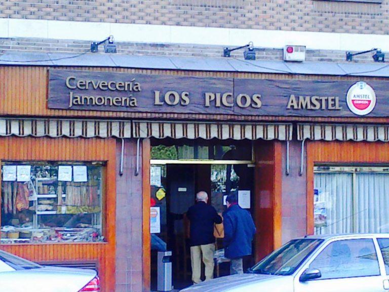 Los Picos, embutidos de lujo en una auténtica taberna de barrio