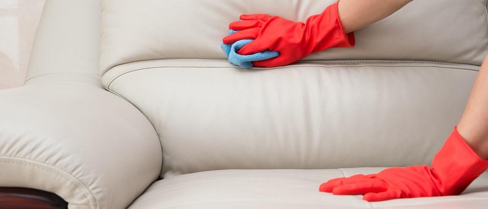 Acondicionar tu sofá de piel