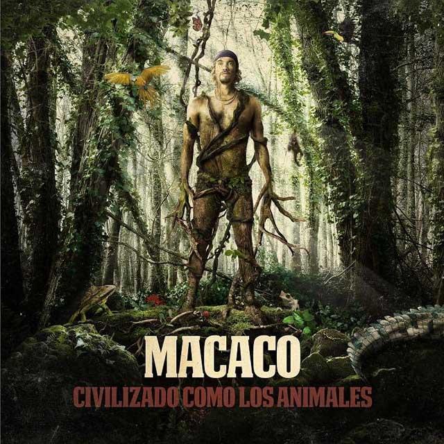 Macaco CIVILIZADOS COMO LOS ANIMALES Lenguas de Signos Monsieur Periné