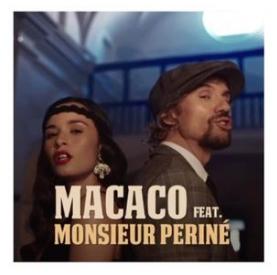 Macaco Lenguas de Signos Monsieur Periné