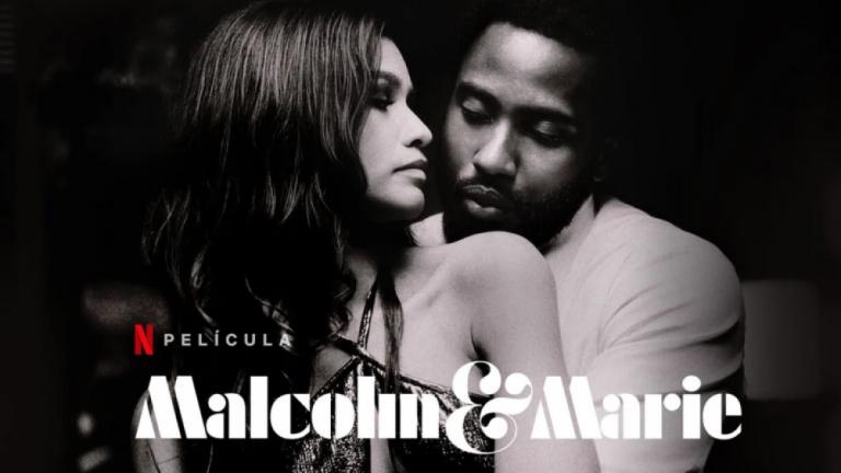 Malcolm y Marie: la película de Netflix que busca el mismo éxito que la serie Euphoria