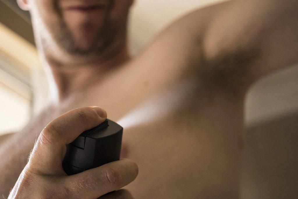 Métodos para evitar el sudor