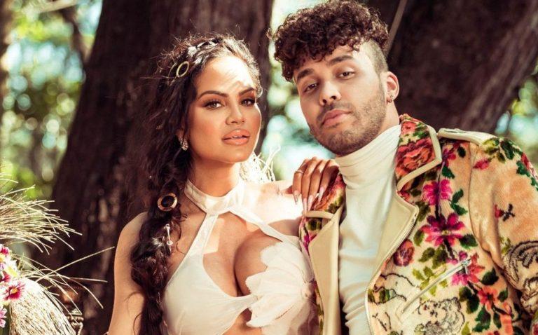 Natti Natasha y Prince Royce juntos en 'Antes Que Salga El Sol'