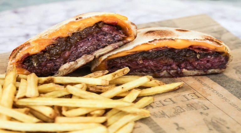 Nugu Burger, la hamburguesa gourmet que se cocina camino a casa