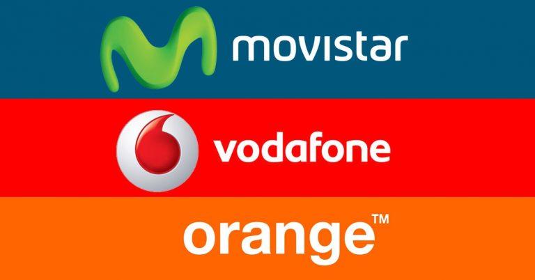 Orange, Vodafone, Movistar: ofertas de fibra y datos que no te 'succionan' la pasta
