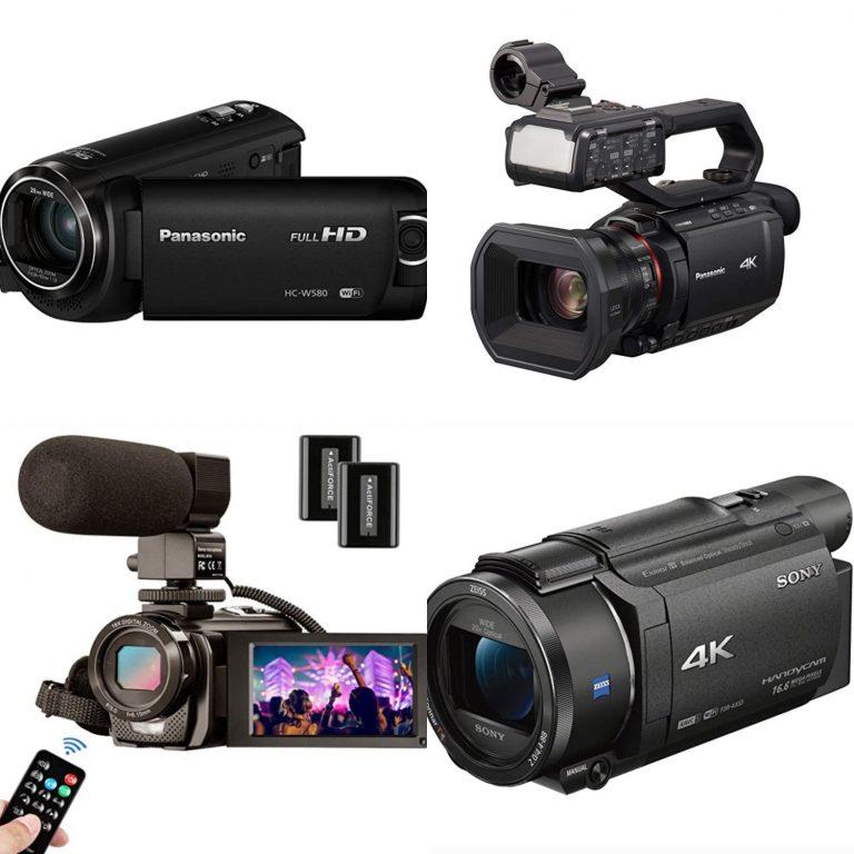 Panasonic, Sony y MELCAM: inmortaliza tus momentos con estas videocámaras de oferta en Amazon