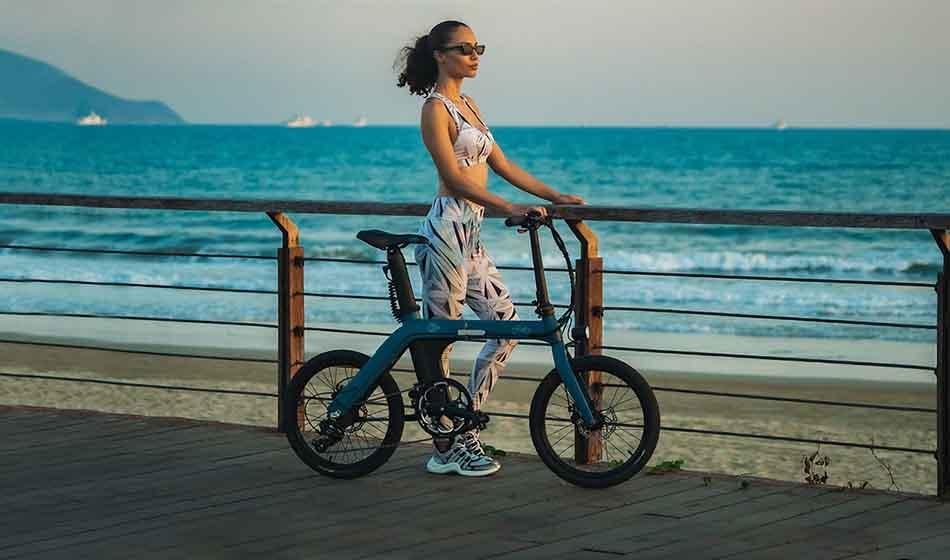 Peso de bicicleta eléctrica
