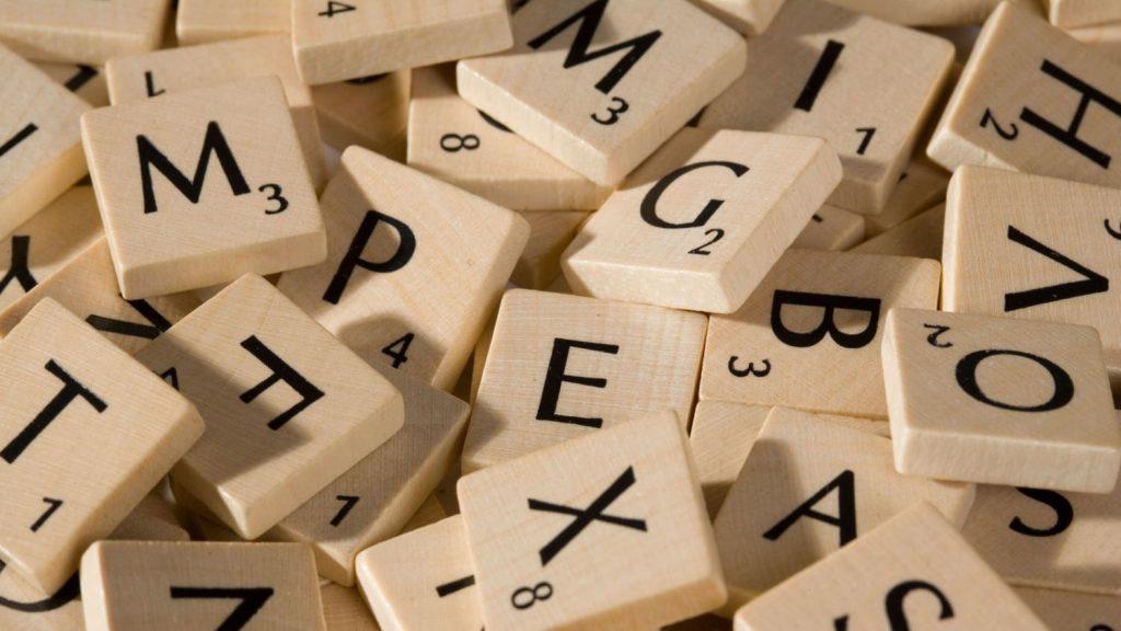 Puntos en el Scrabble