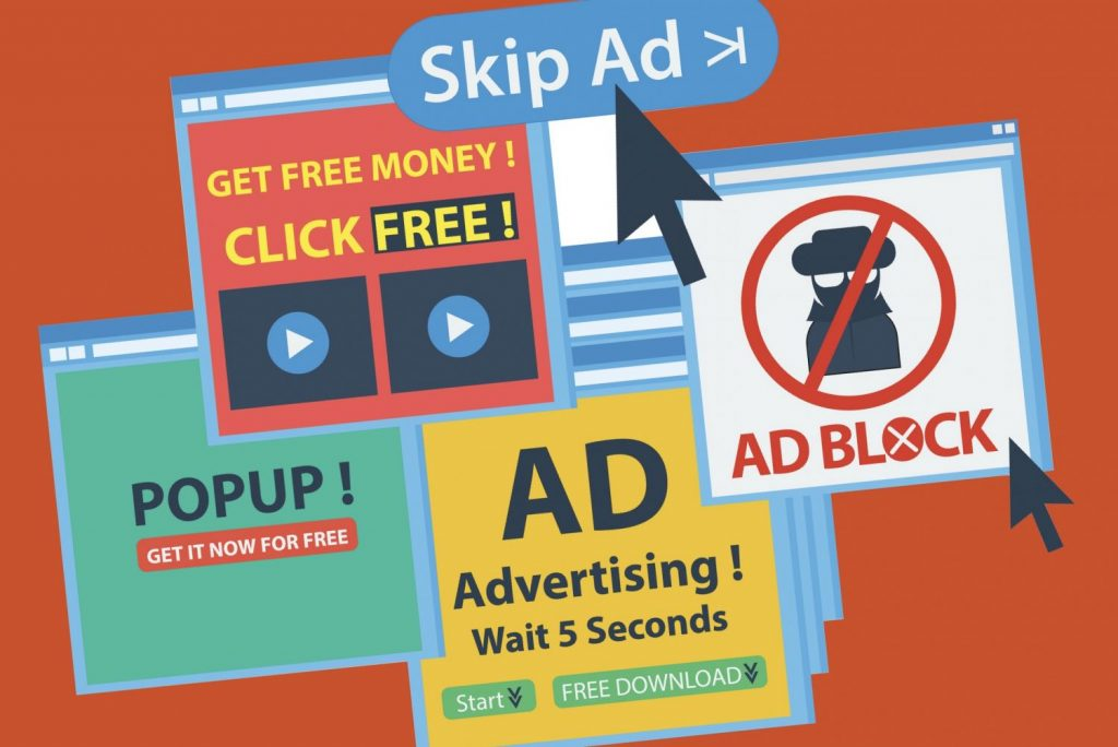 ¿Cuáles son los tipos de anuncios?