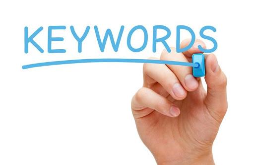 ¿Qué son las palabras claves o keywords?