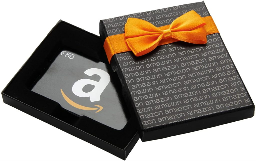 ¿Cómo gastar tu cheque regalo de Amazon?