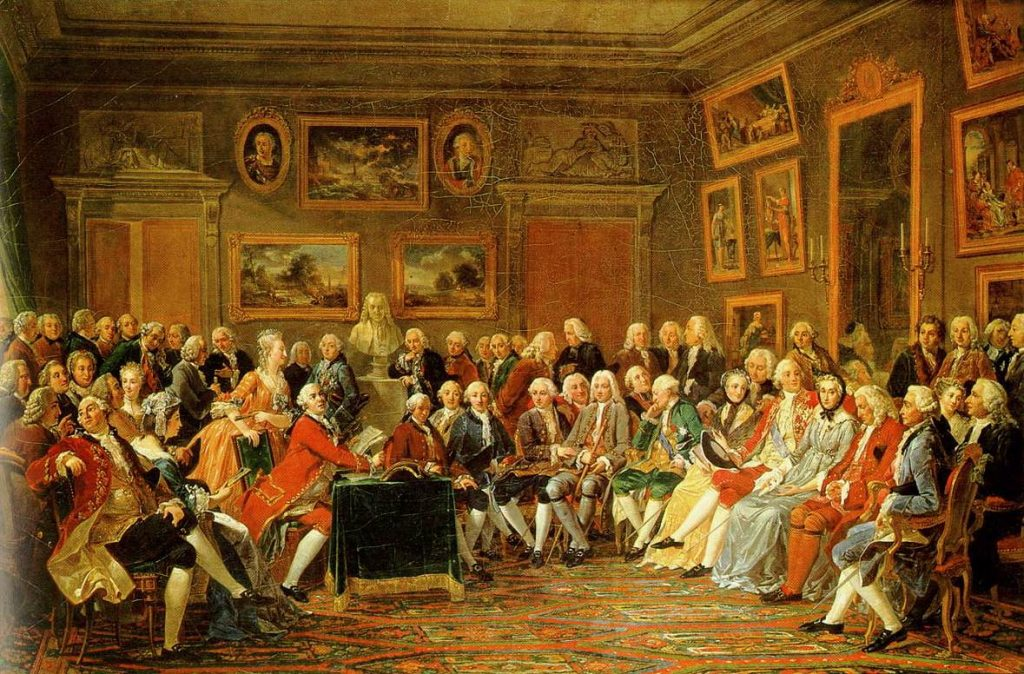 ¿Cómo se originó el despotismo ilustrado?