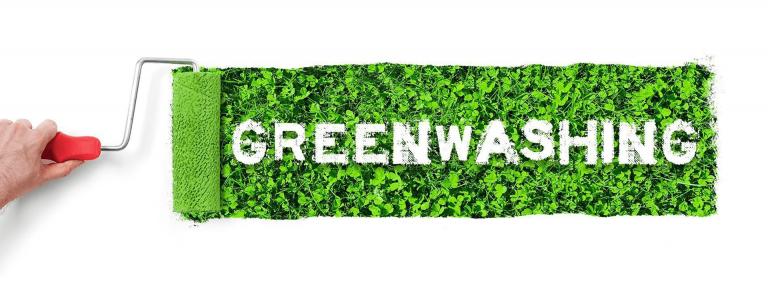 Qué es el greenwashing