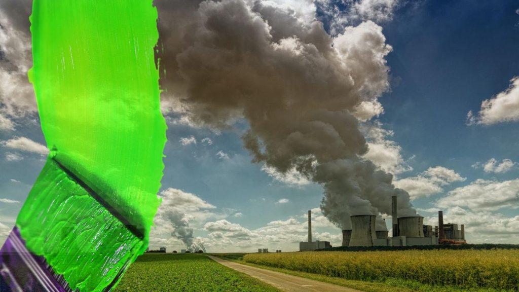 ¿Cómo funciona el greenwashing?