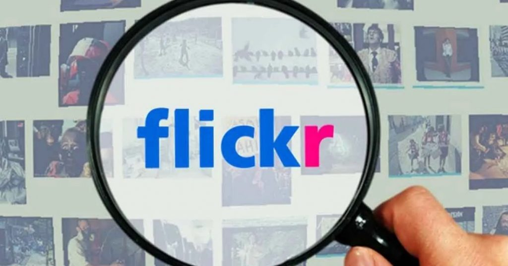 Auge del flickr
