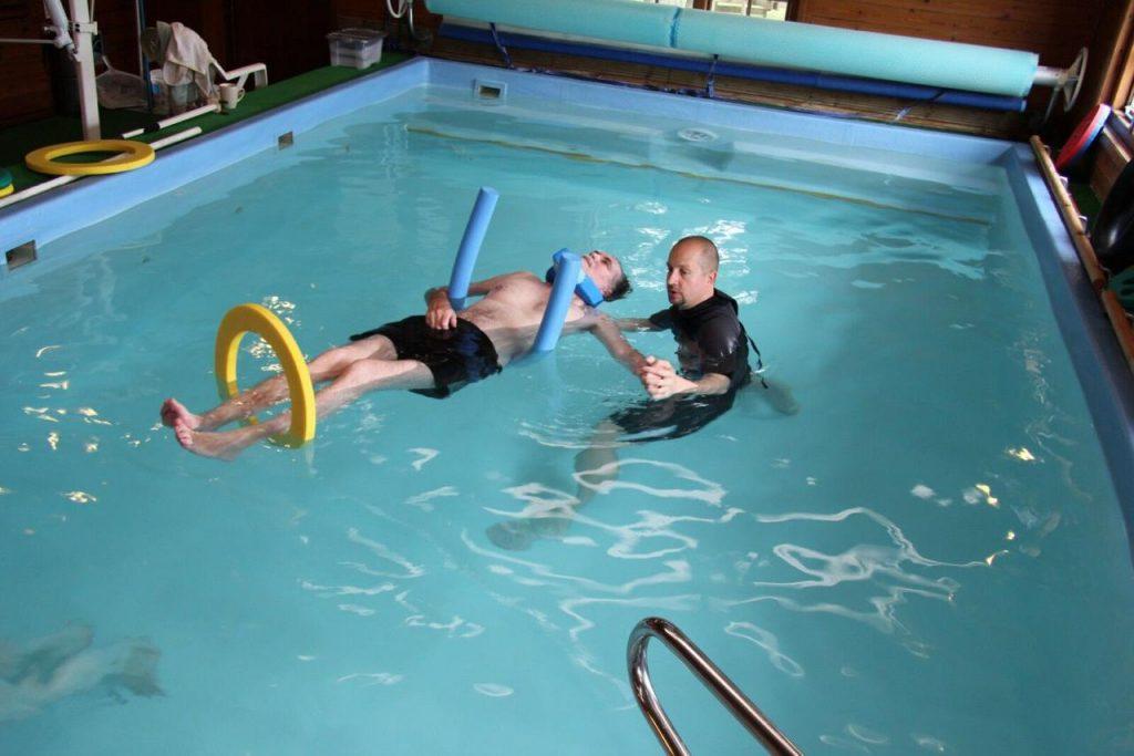 ¿Qué es la hidroterapia?