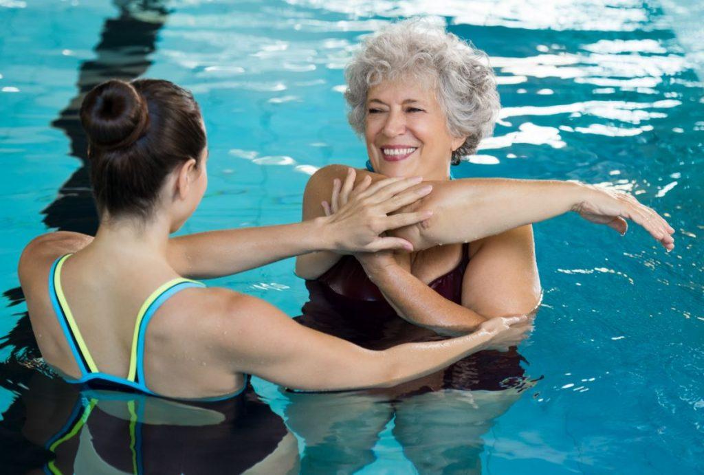 Patologías y síntomas que mejora la hidroterapia