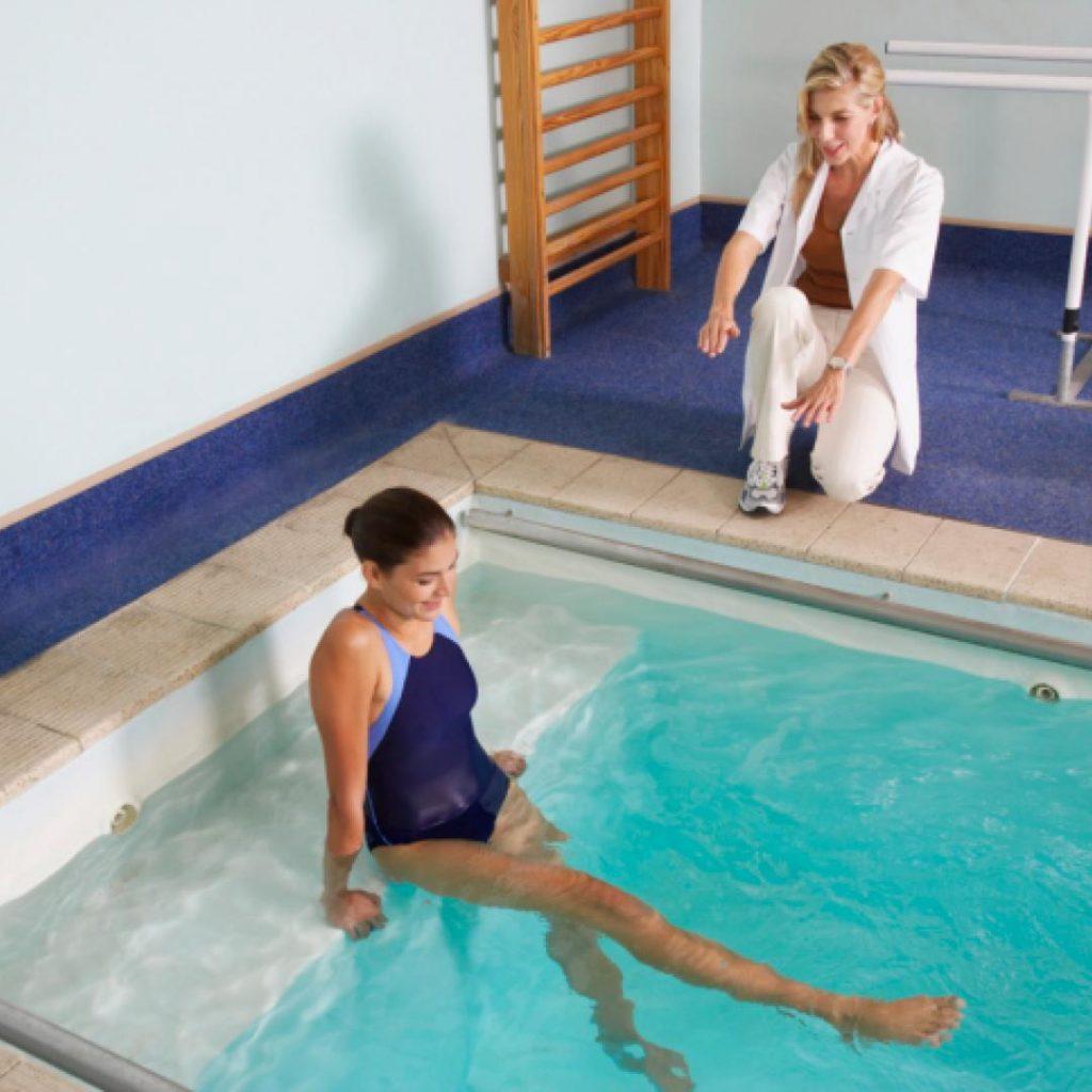 Tipos de hidroterapia