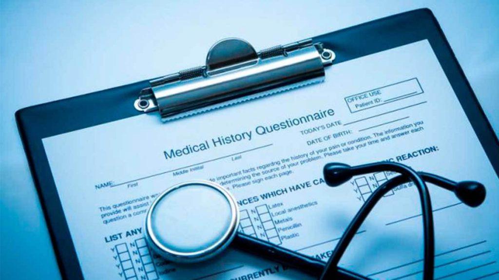 Cosas a considerar antes de hacer una anamnesis en el ámbito de la medicina
