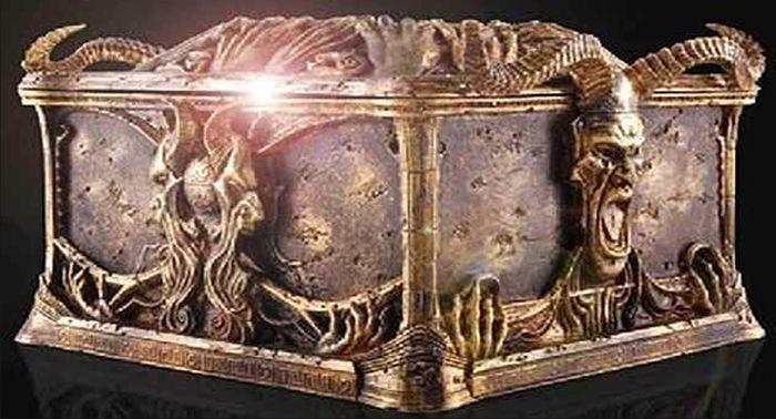 Qué es la caja de Pandora