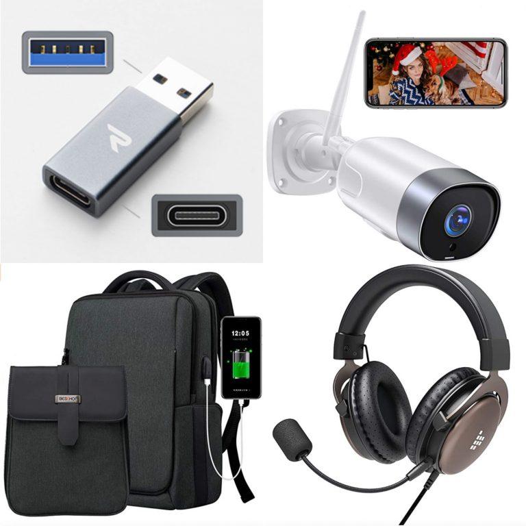 Rebajas en Amazon: auriculares, cámaras seguridad y otros chollos de hoy en electrónica que no puedes dejar escapar