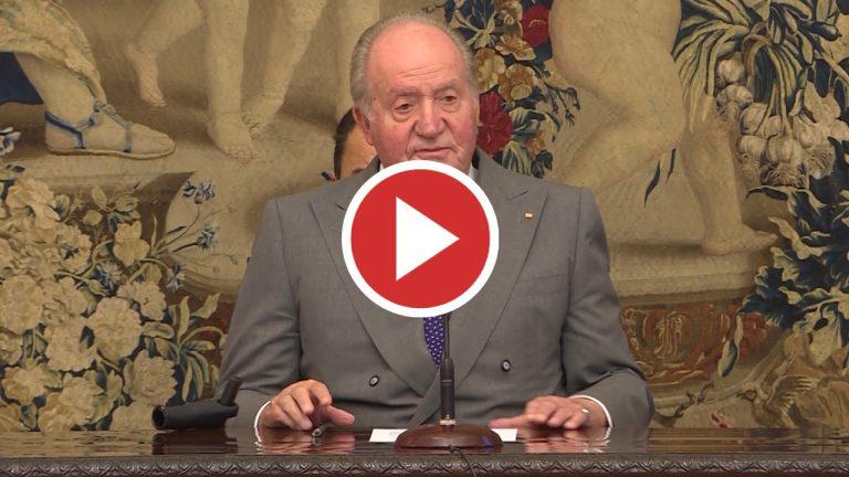 """Juan Carlos I mantendrá """"vitaliciamente"""" el título de Rey"""