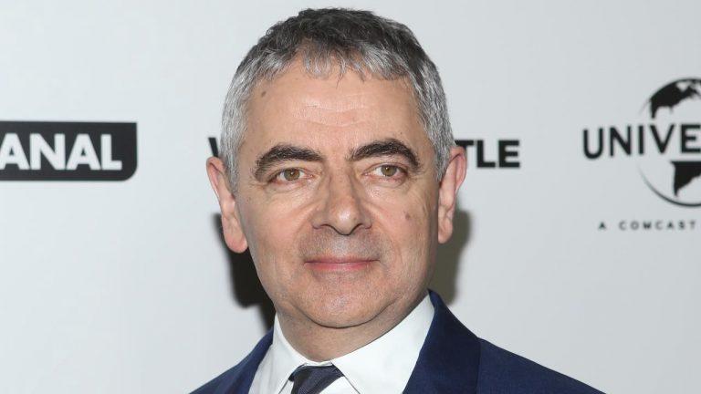 Rowan Atkinson: papeles serios que al lado de Mr. Bean impresionan