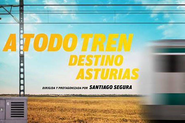 Santiago Segura vuelve con A todo tren: Destino Asturias