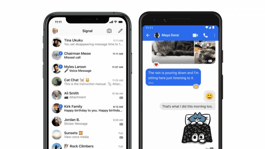 Signal, así es la nueva alternativa a Telegram y WhatsApp