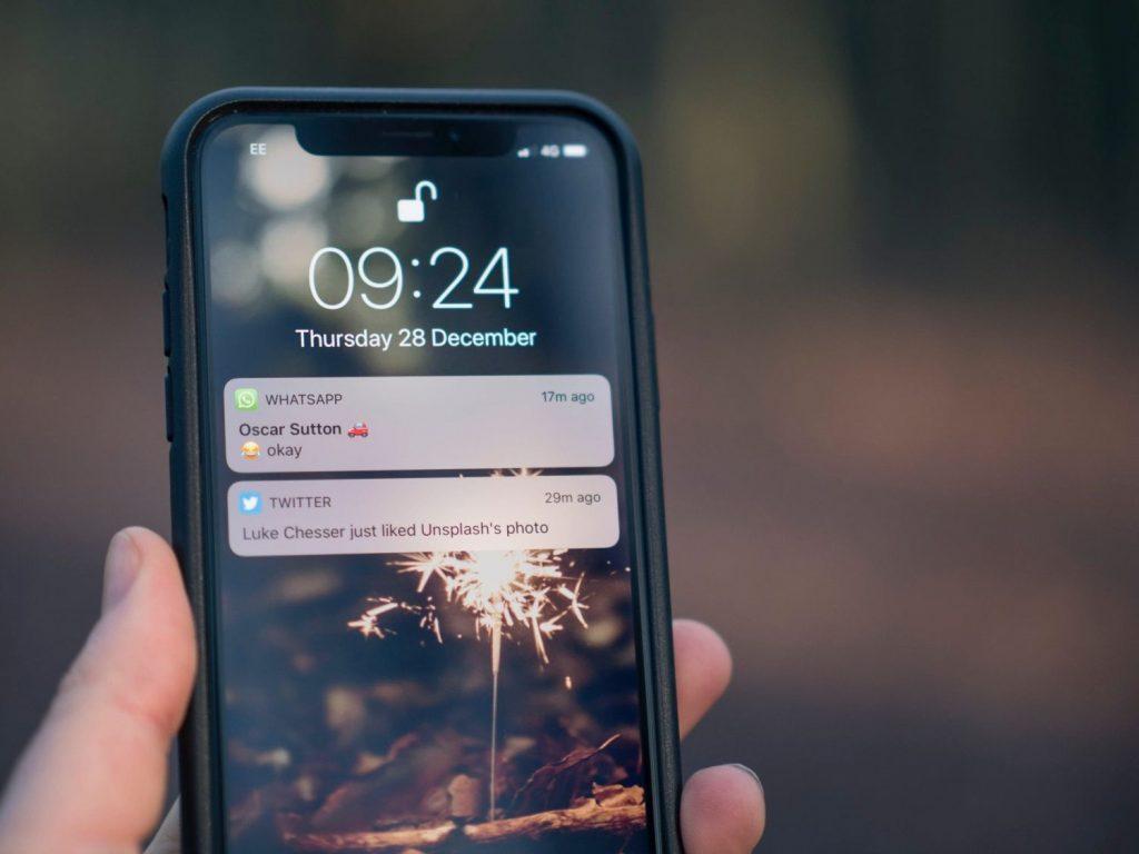 Silenciar un grupo de WhatsApp en iPhone