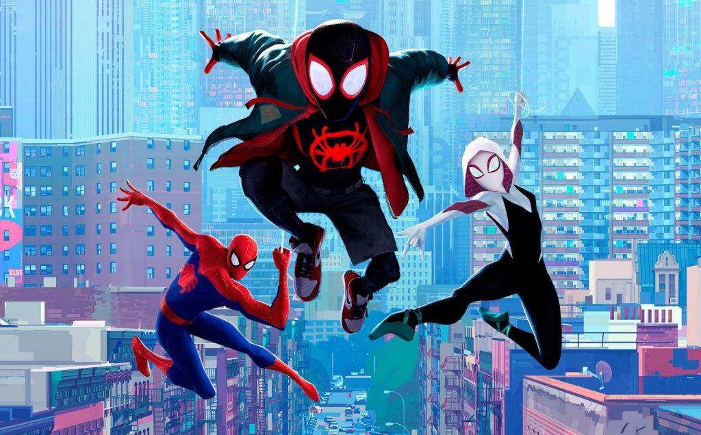 Spiderman Un nuevo universo 2 este será el nuevo personaje que aparecerá