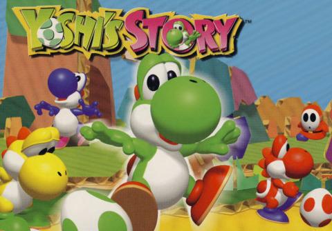 1. YOSHI'S STORY VERSION INTERNACIONAL