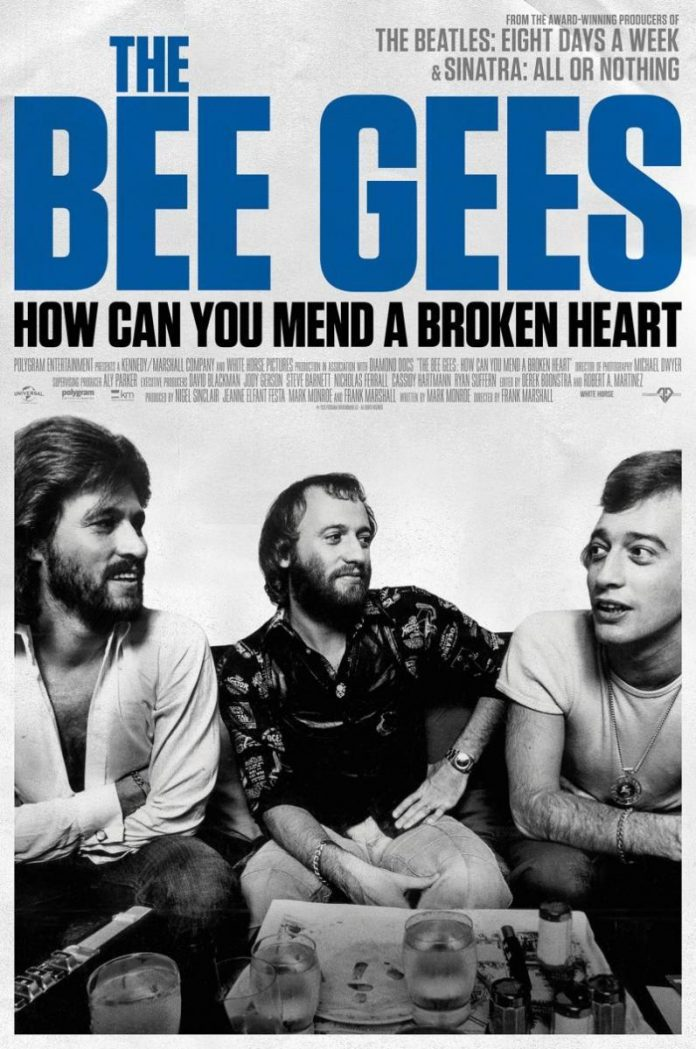 Barry Gibb Bee Gees How can you mend a broken heart