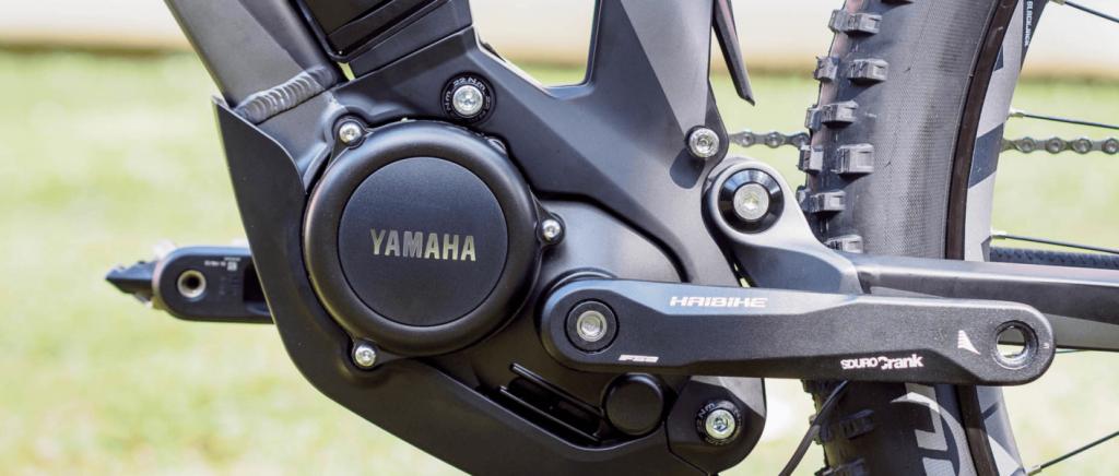 Motor de bicicleta eléctrica
