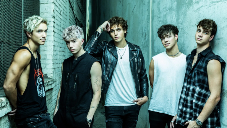 """Why Don't We y """"The Good times and the bad ones"""", su nuevo álbum"""