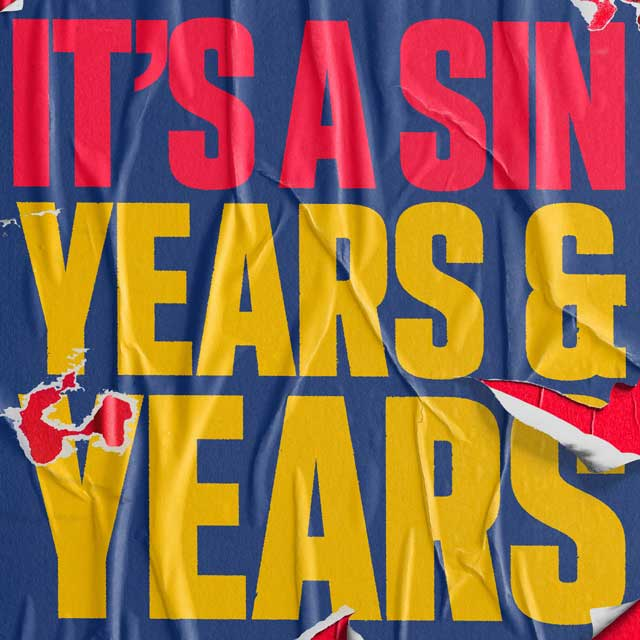 Years & Years it´s a sin