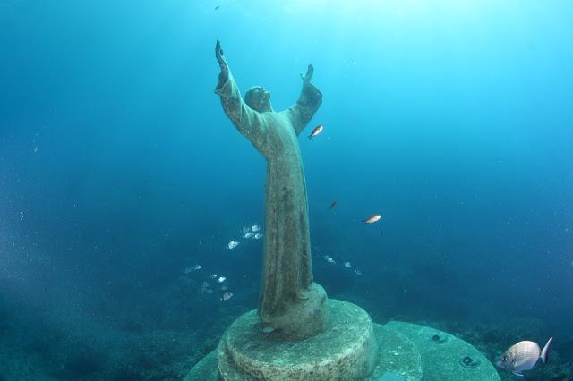 Cristo del abismo (Italia), uno de los lugares abandonados más hermosos