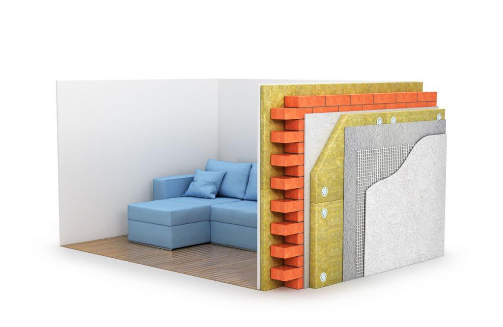 El aislamiento térmico acabará influyendo seguro en tu factura de la luz.