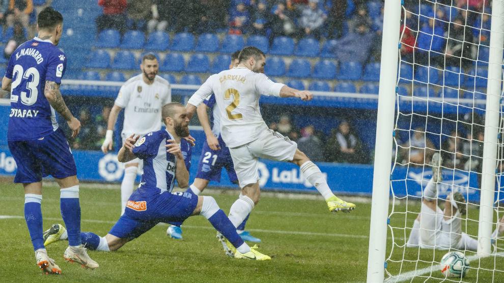 Alavés Vs Real Madrid, en vivo y en directo online