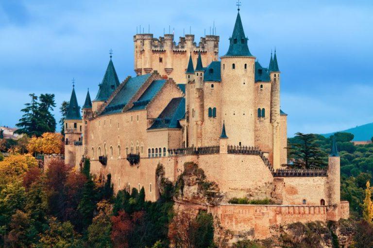 Castillos de España tan hermosos que son la envidia del mundo