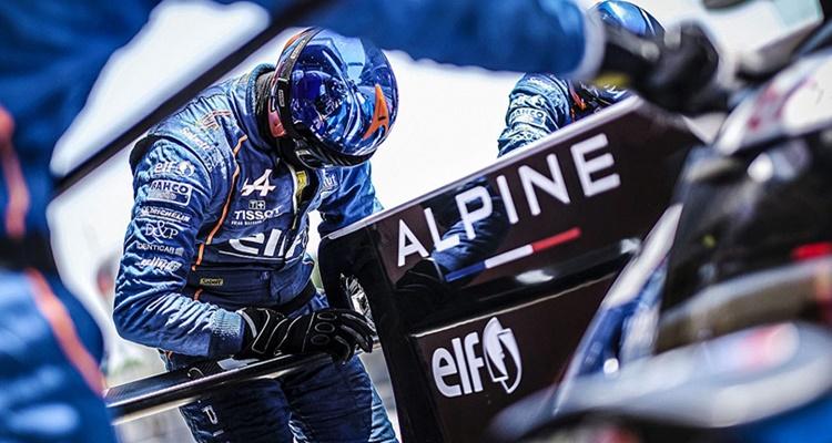 Alpine, Fernando Alonso Davide Brivio