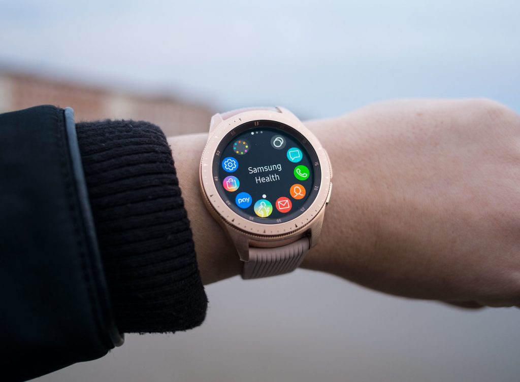 apps samsung galaxy watch