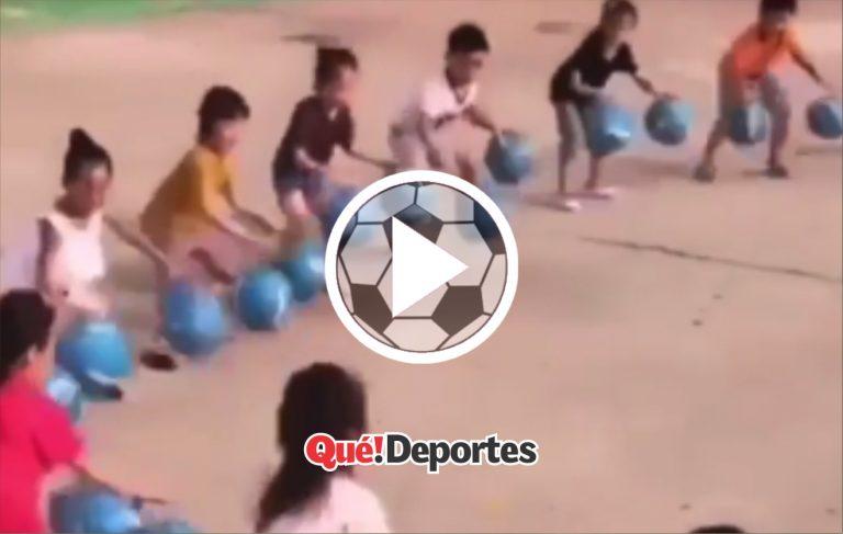 Los asiáticos van a dominar todos los deportes ¡En pocos años!