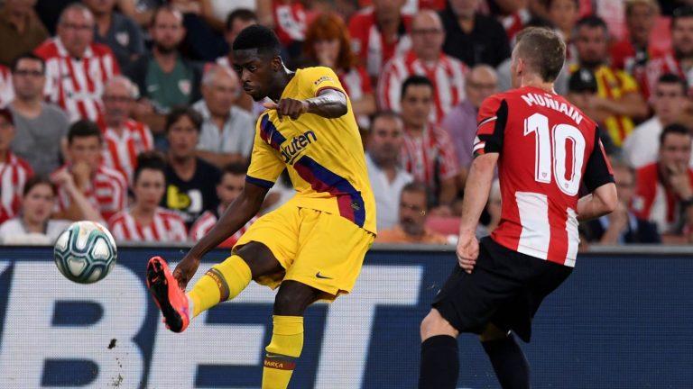 El Athletic gana la Supercopa al Barça tras remontada épica