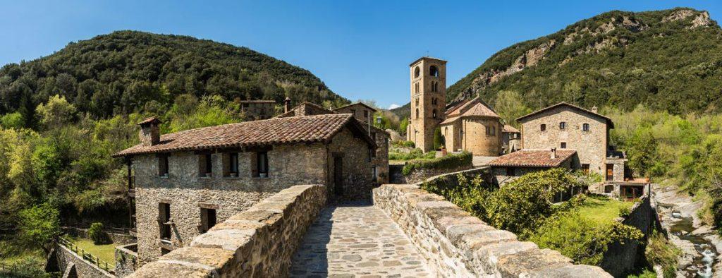 Beget, en Girona.