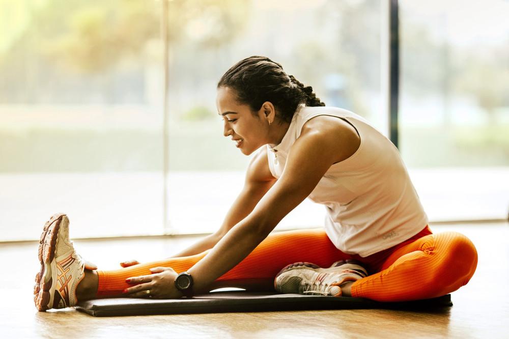 músculos antes de hacer ejercicio