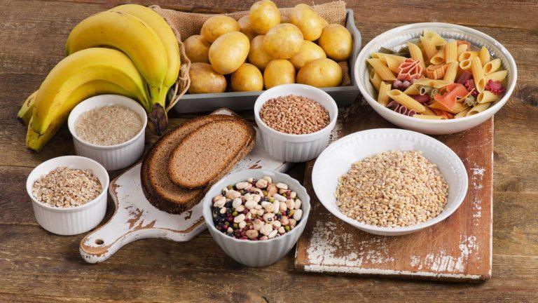 Alimentos con carbohidratos que puedes añadir a tu dieta