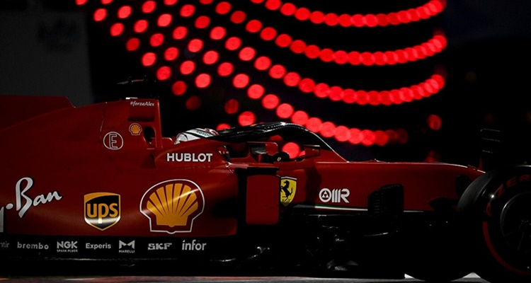 Ferrari / Lewis Hamilton / Fernando Alonso