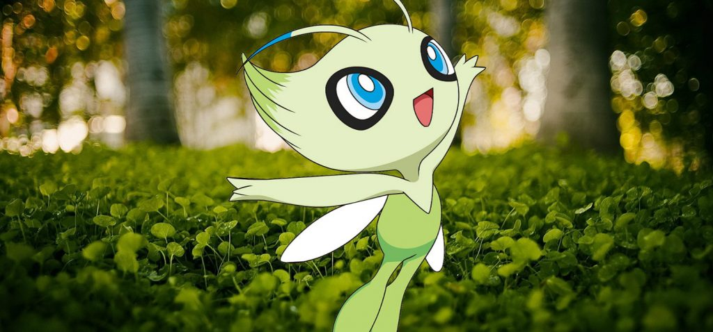 Pokémon Go: Cómo conseguir a Celebi