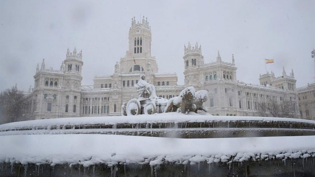 cibeles Madrid